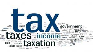 مالیات خارجی