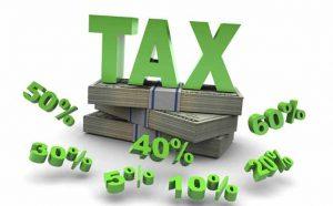 مالیات بر درآمد اتفاقی